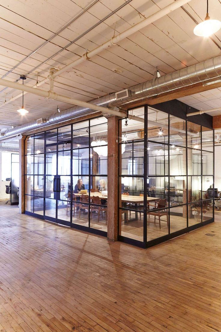 17 Best ideas about Warehouse Office on Pinterest