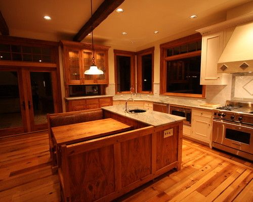 kitchen island pendant lights pantry cabinets freestanding center with built in booth. | ...
