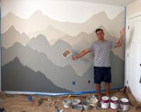 25+ best ideas about Nursery wall murals on Pinterest ...