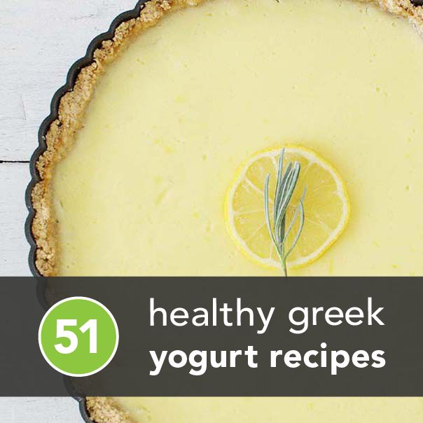51 Healthy Greek Yogurt Recipes