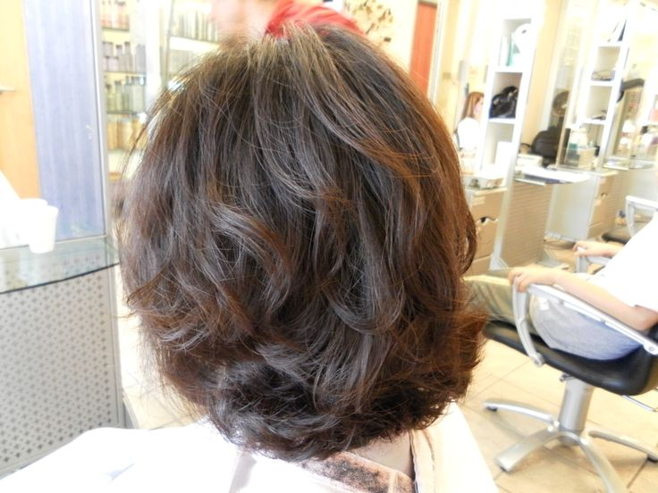Body Wave Perm Before And After Pictures Google Search