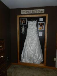 Best 25+ Wedding dress storage ideas on Pinterest