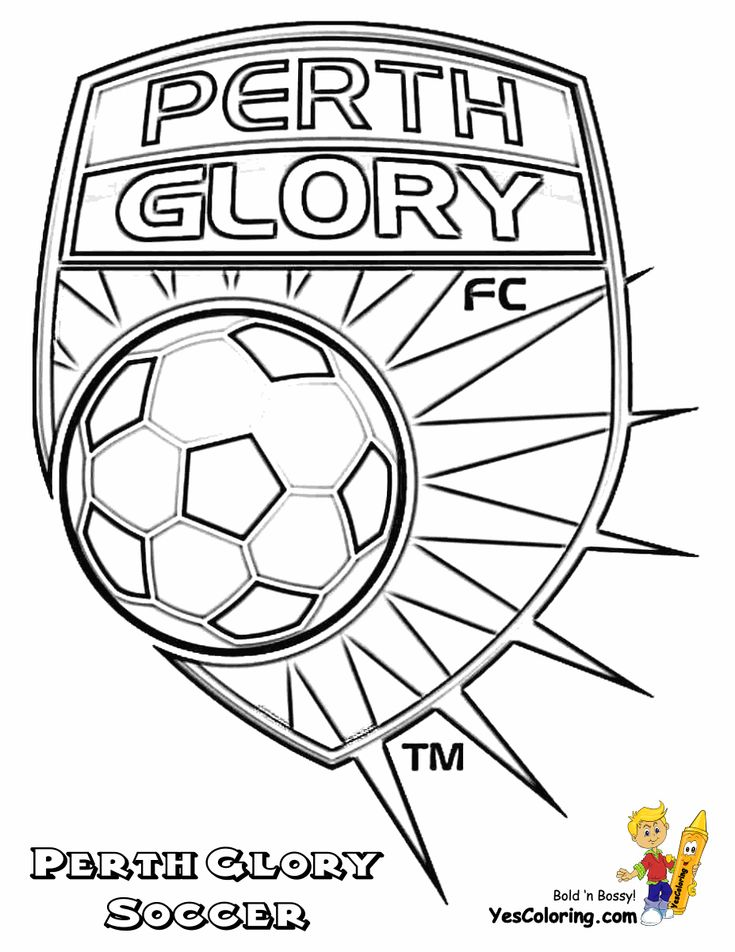 1000+ images about Spectacular Soccer Coloring Pages on