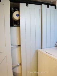 Best 20+ Hide Water Heater ideas on Pinterest | Storage ...