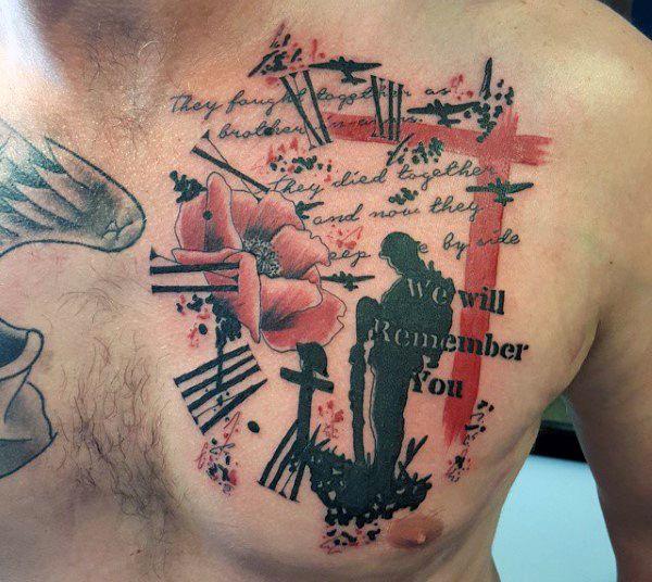 20 Colorado Army Tattoos Ideas And Designs