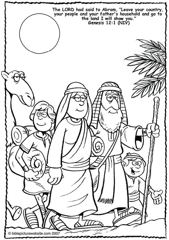 41 best Bible: Abraham images on Pinterest