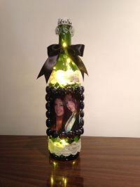 1000+ ideas about Bottle Lamps on Pinterest | Bottle ...