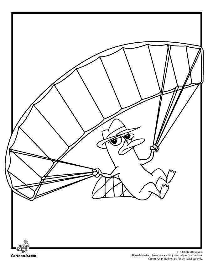 40 Best Disney Phineas And Ferb Coloring Pages Disney