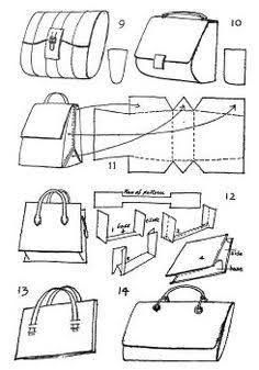 Best 25+ Leather bag pattern ideas on Pinterest