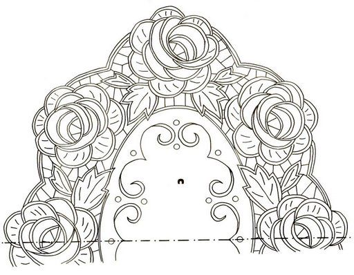 177 best images about Cutwork embroidery on Pinterest