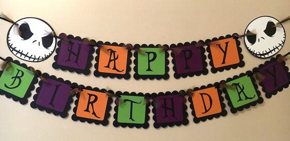 25 best ideas about Happy birthday banners on Pinterest
