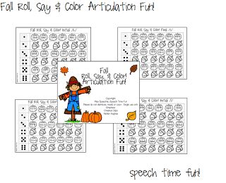17 Best images about speech therapy- halloween on