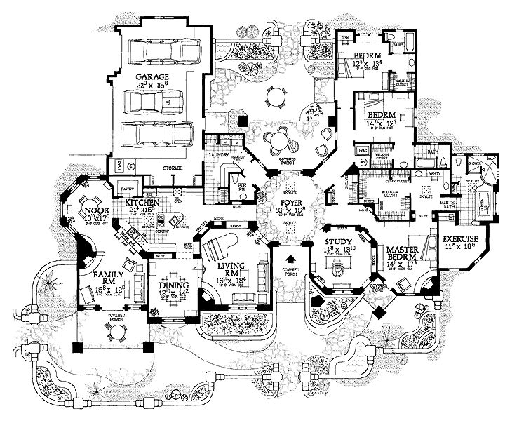 25 Best Ideas About Mansion Floor Plans On Pinterest House