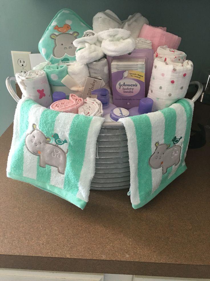 Best 25+ Baby Shower Baskets ideas on Pinterest