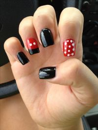 1000+ ideas about Mickey Mouse Nails on Pinterest | Disney ...