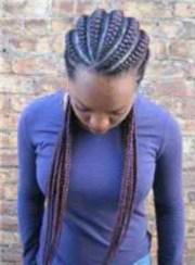 goddess braids hair styles