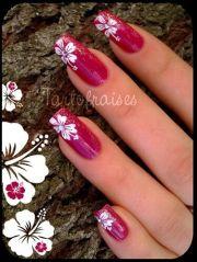 ideas hawaiian flower