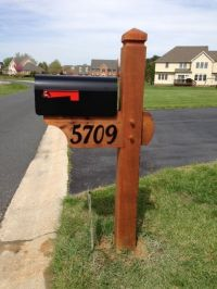60 best images about mailboxes on Pinterest | Fall mailbox ...