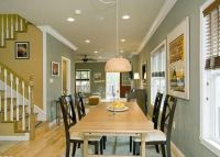 Open Floor Plan Kitchen Living Room Paint Colors