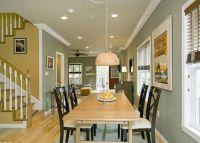 Open Floor Plan Kitchen Living Room Paint Colors