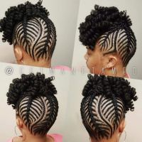 25+ best ideas about Natural Hair Braid Styles on ...