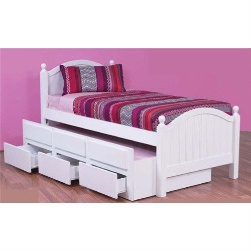 Single Bed With Trundle Amp Storage Laurens Bedroom Ideas