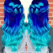 ideas hair coloring
