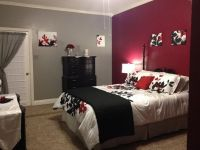 25+ best ideas about Red Bedroom Walls on Pinterest