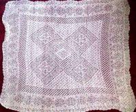 Orenburg Style Shawl by Wendy Engstrom | lace bits/stitch ...
