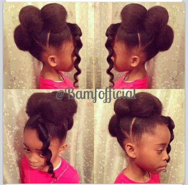 The 92 Best Images About Pretty Little Girl Hairstyles On