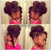 little girl hairstyles updo