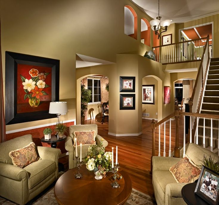 17 Best images about PAINT FOR INTERIOR WALLS on Pinterest