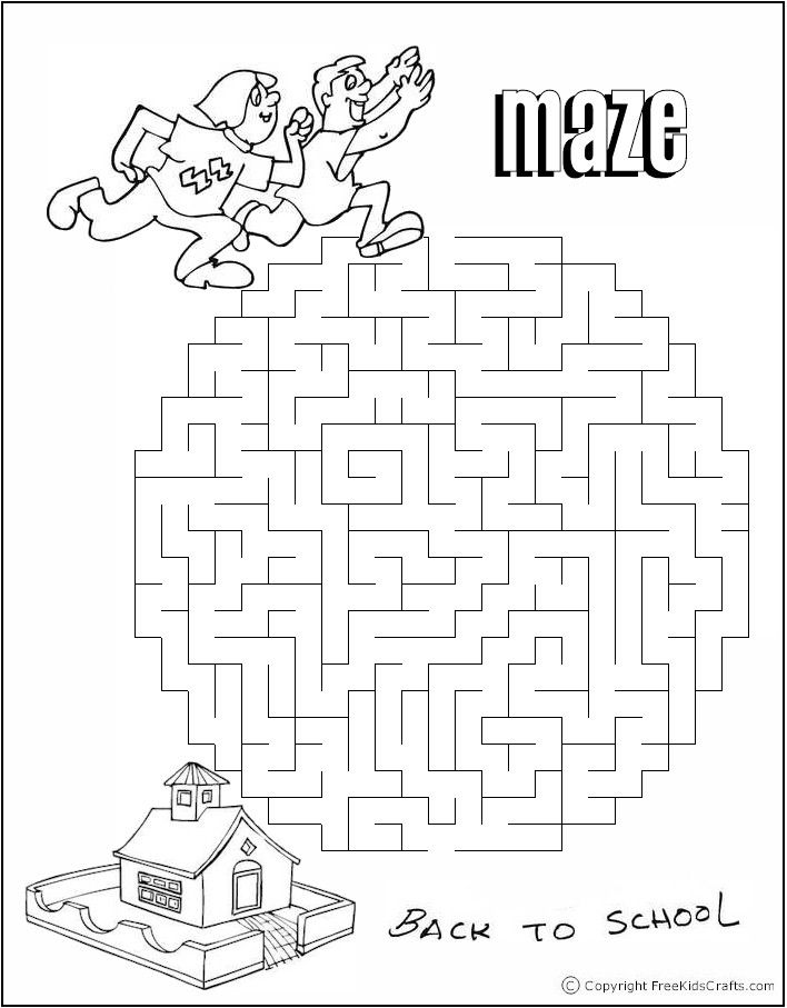 17 Best images about Paper Puzzles: Back to School on