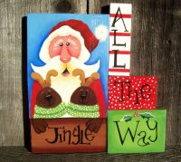 1000+ images about Hand painted wood plaques & signs on ...