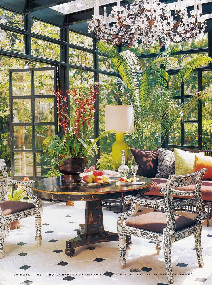 Garden Design 1920s