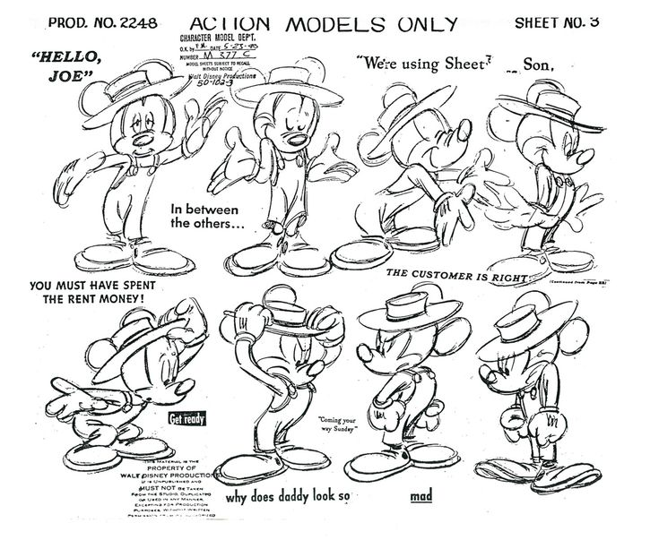 1751 best images about Animation Art & Model Sheets on