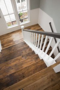 25+ best ideas about Painted Wood Stairs on Pinterest ...