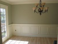 Crown Molding Ideas -- I could do this in the guest room ...