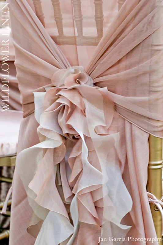 78 Best ideas about Wedding Chair Bows on Pinterest  Lace