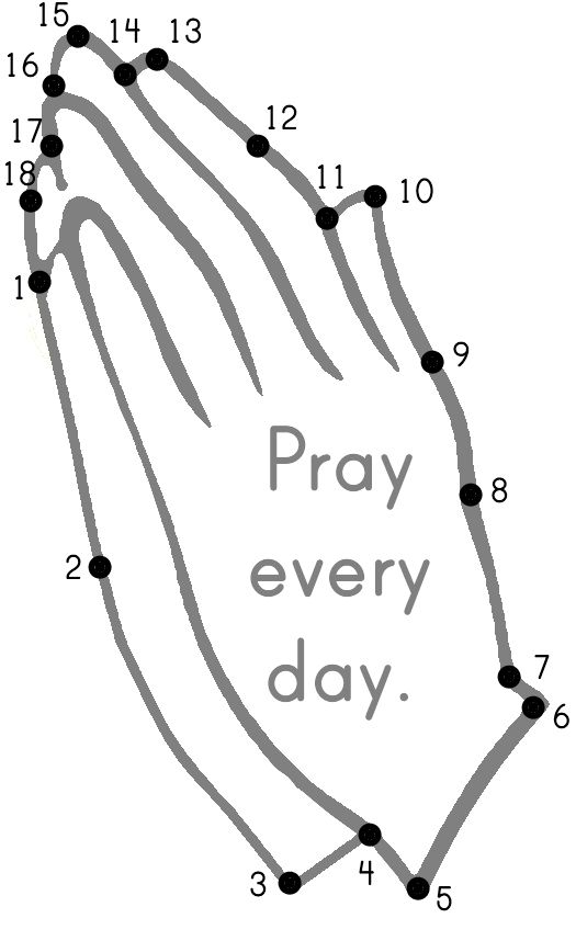 161 best images about Teach Me to Pray on Pinterest