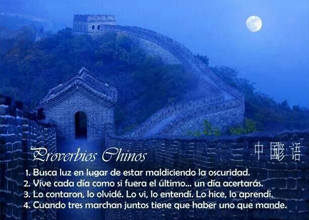 1000 Images About Proverbios Chinos On Pinterest Frases