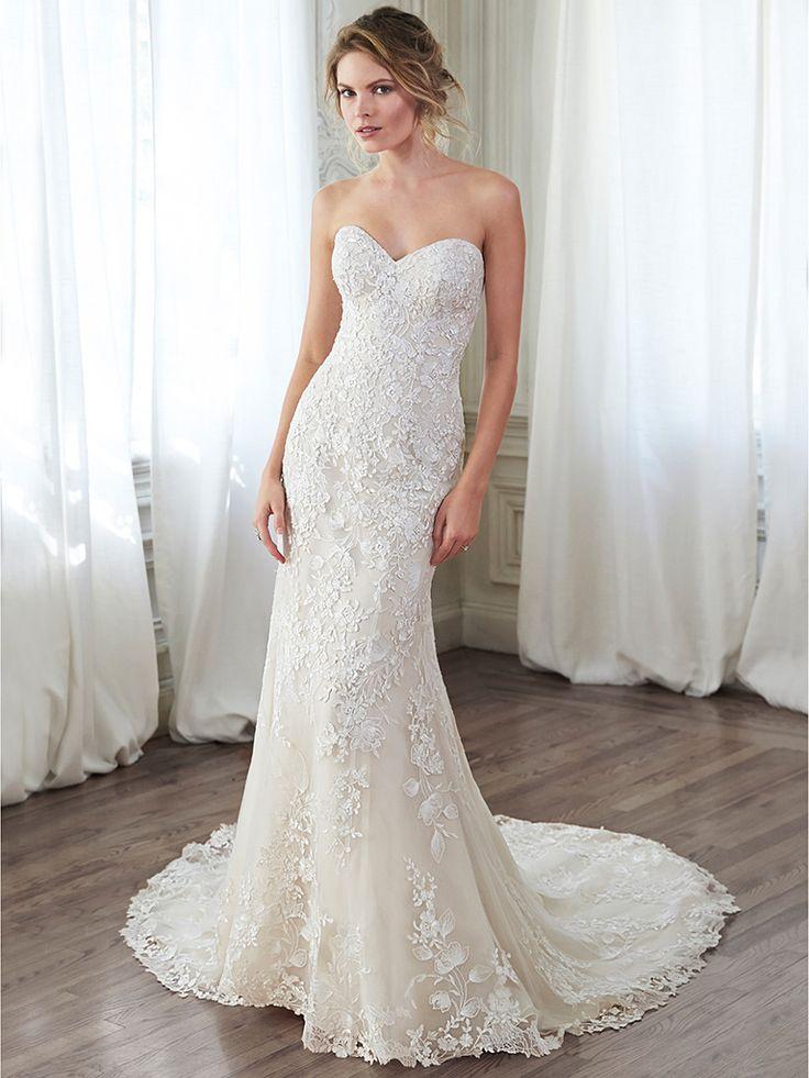 Best 25 Slim Wedding Dresses ideas on Pinterest  Wedding