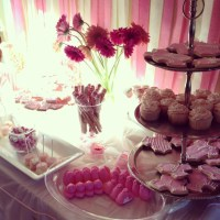 Ideas for a girl baby shower (snack bar) | Cool Stuff ...