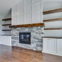 Best 25+ Fireplace shelves ideas on Pinterest
