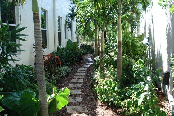 side yard gardens landscape architect