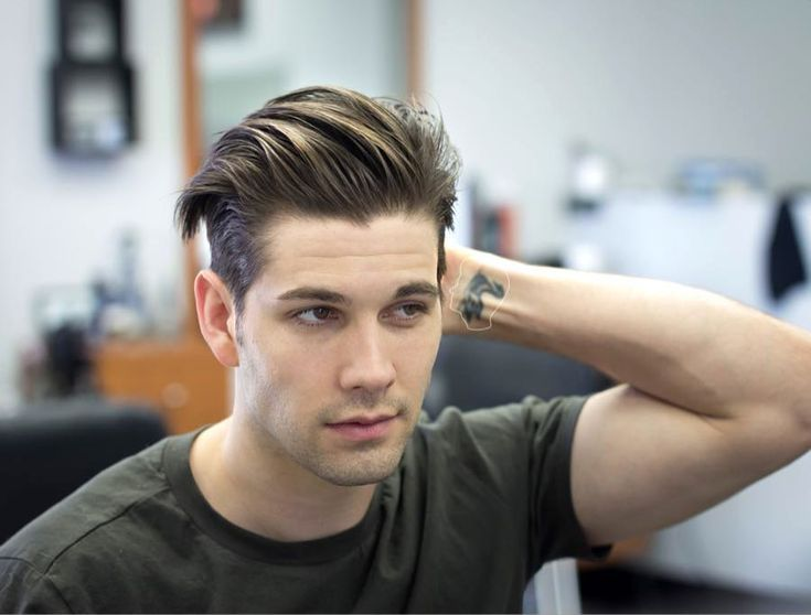 25 Best Ideas About Pomade Hairstyle Men On Pinterest Pomade