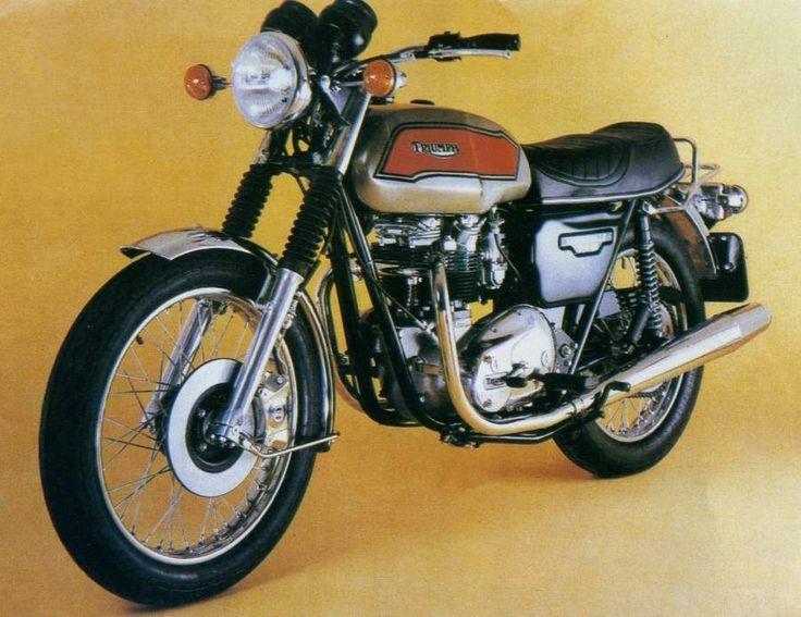 1976 Triumph Bonneville Bobber On 650 Triumph Motorcycles Diagrams