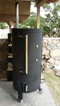 Filing Cabinet Smoker Plans - WoodWorking Projects & Plans