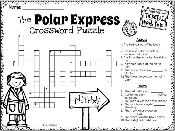 25+ best ideas about Polar express activities on Pinterest