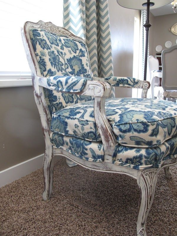 25 best ideas about Upholstering chairs on Pinterest